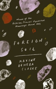 Foreign Soil by Maxine Beneda Clarke