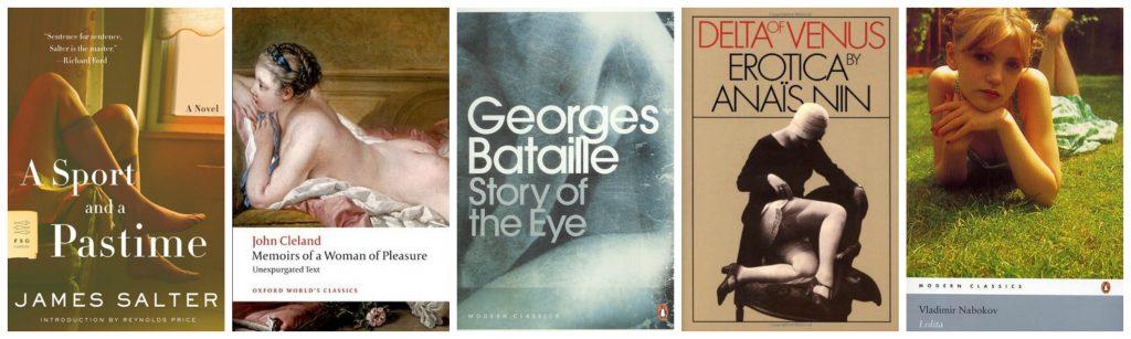 Erotic literature