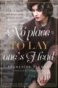 No Place to Lay One's Head by Françoise Frenkel